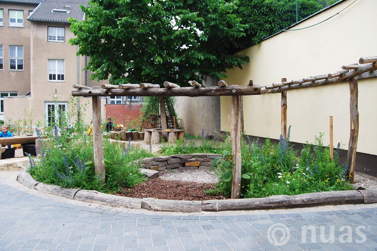 nuas Duftgarten und Versammlungsort