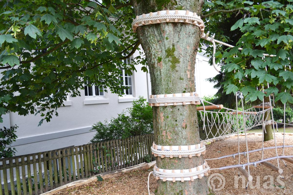 nuas nuas Baumschutz für Seillandschaft